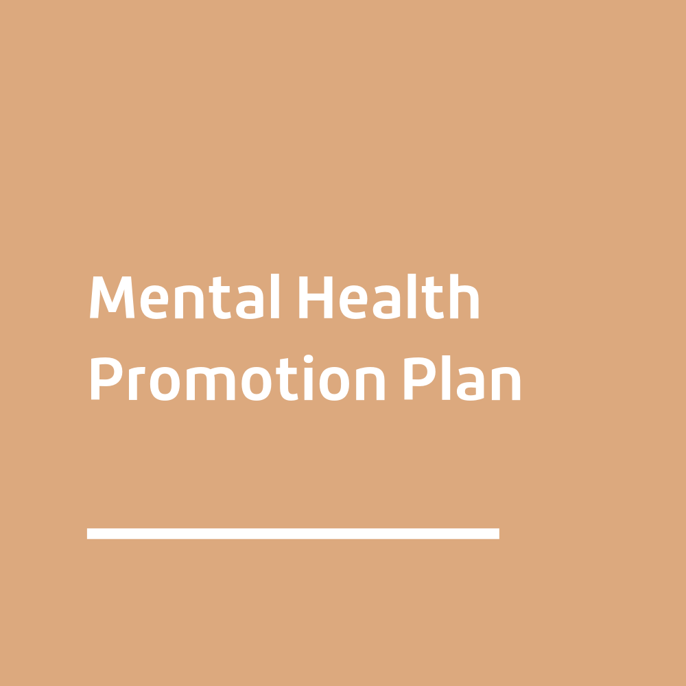 Mental Health Plan